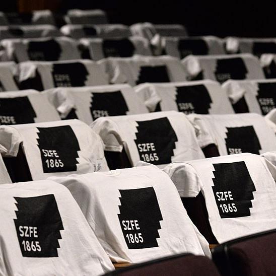 A Színház- és Filmművészeti Egyetem hallgatói visszautasítják a rágalmakat!